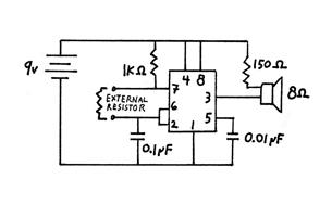 build your own tone generator musicworks magazine rh musicworks ca vox continental tone generator schematic 2 tone generator schematic