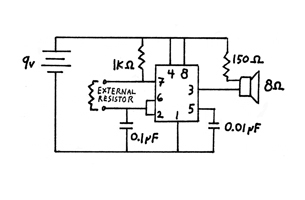 build your own tone generator musicworks magazine to view the circuit schematic in detail please the pdf above
